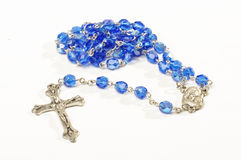 Dominican rosary isolated Stock Photography