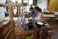 Dominican textile Stock Photos