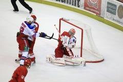 Dominik Furch - Slavia Prague Royalty Free Stock Photos