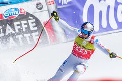 DOMINIK PARIS ITA takes part in the run for the SKI WORLD FINALS SUPER G MEN´S race of the FIS Alpine Ski World Cup Finals at Sol