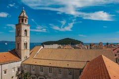Dominikański monaster II zdjęcie stock