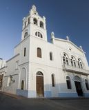 Dominikanische Republik der Kirche Lizenzfreie Stockfotos