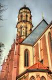 Dominikansk abbotskloster i Gottingen - Tyskland Arkivbild