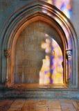 Dominikansk kloster i den borgerliga församlingen av Batalha, Portugal Royaltyfria Bilder