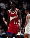 Dominique Wilkins, Atlanta Hawks Stock Photo