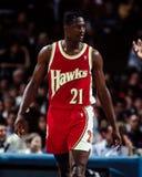 Dominique Wilkins, Atlanta Hawks Stock Photos