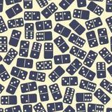 Domino模式 免版税库存图片