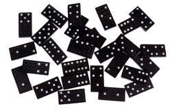 Domino比赛 库存图片