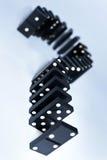 Domino问题 库存图片