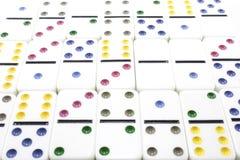 Domino Arkivfoto