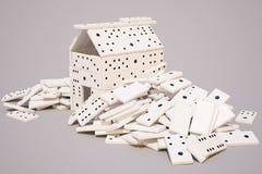 Domino Stockfoto