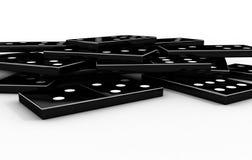 Domino 皇族释放例证