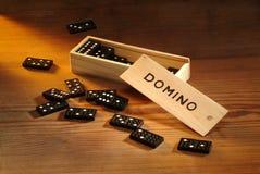 Domino Stock Afbeeldingen