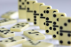Domino Immagine Stock