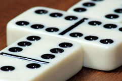 Domino Stockbild