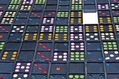 Domino Photo libre de droits