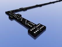 Domino Stock Image