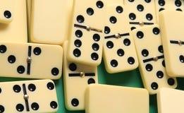 Domino Royalty-vrije Stock Foto's