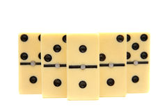 Domino Royalty Free Stock Photography