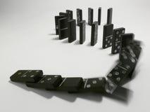 Domino Lizenzfreies Stockfoto