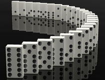 domino Royaltyfri Foto
