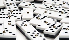 Domino Stock Foto