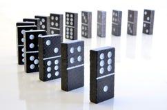 Domino2110a Στοκ Εικόνες
