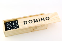domino Obraz Stock