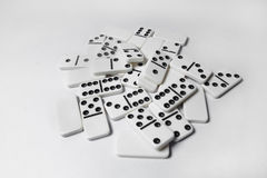 Domino photos stock