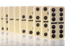 Domino Royalty Free Stock Photos
