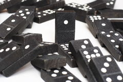 domino Obrazy Stock