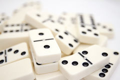 Domino Immagine Stock
