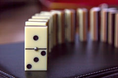 Domino Obrazy Royalty Free