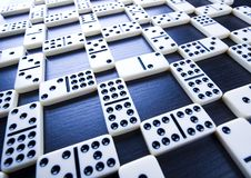 Domino Royalty Free Stock Photo