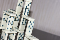 Domino Stockbilder