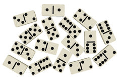 Domino background Royalty Free Stock Photos