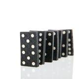 Domino cards Stock Photos
