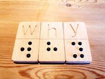 Domino de Braille photos libres de droits