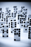 Domino Dominoes Background Royalty Free Stock Image