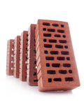 Domino effect Royalty Free Stock Photos