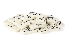 Domino game Royalty Free Stock Images