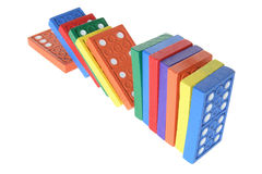 Domino Game Royalty Free Stock Photo