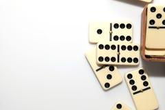Domino Game Royalty Free Stock Photos
