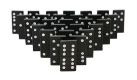 Domino group Stock Images