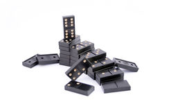 Domino Ladder Stock Photography