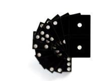 Domino lader Royalty-vrije Stock Afbeeldingen