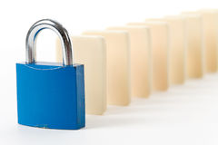 Domino and Lock Stock Photography
