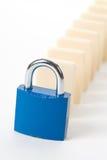 Domino and Lock Stock Image