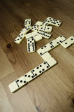 Domino pieces Royalty Free Stock Photos