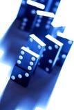 Domino Principle Concept Royalty Free Stock Photos